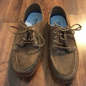 Men's 10.5 Sperry Boat Shoes
